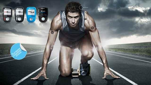 eletroestimulação e desportistas profissionais