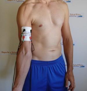 Fazer força ou não em cada contração de eletroestimulação