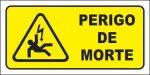 Eletroestimulação do pescoço para cima. Perigo de morte