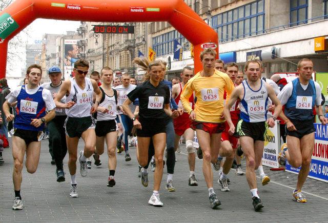 Treino para running, maratona e corrida a pé com eletroestimulação. Fonte imagem www. sxc.hu