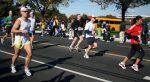Treino de eletroestimulação para maratona. Mês 3