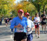 Treino de eletroestimulação para maratona. Mês 2