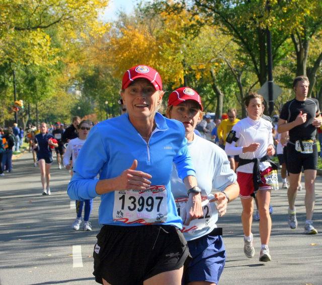 Treino para maratona e running com eletroestimulação. Fonte imagem www.sxc.hu