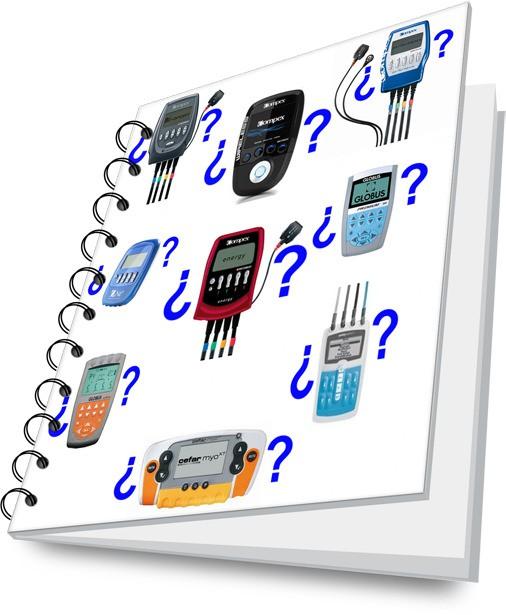 Como saber qual o eletroestimulador compex, eletroestimulador globus, eletroestimulador medel que se adapta melhor a si